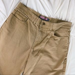 Vineyard Vines ~  Boys size 20 tan pant